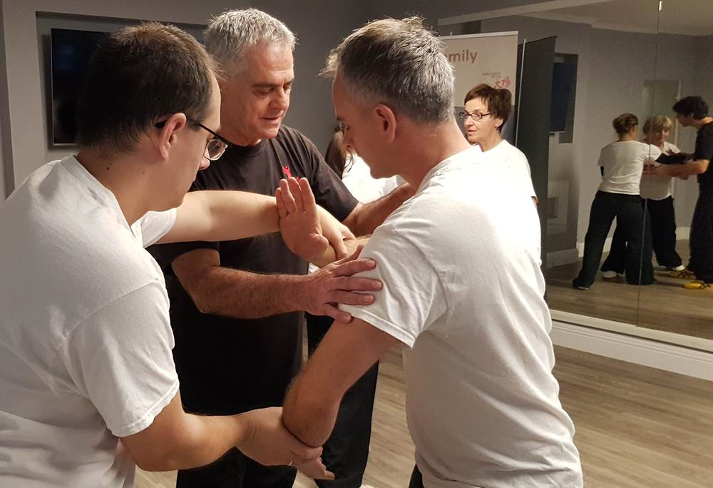 Tai Chi szeminárium - 2018. november, Budapest